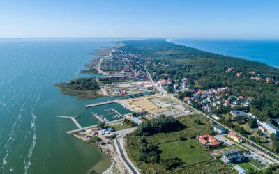 Port w Krynicy Morskiej zyskał dofinansowanie na rozbudowę