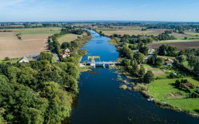Dodatkowe 4 mln na inwestycje wodne dla powiatu nowodworskiego