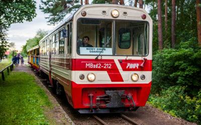 Żuławska Kolej Dojazdowa przygotowuje skład do sezonu turystycznego