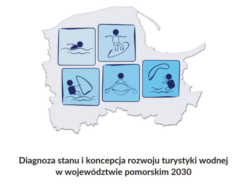 """""""Diagnoza stanu i koncepcja rozwoju turystyki wodnej w województwie pomorskim 2030"""""""
